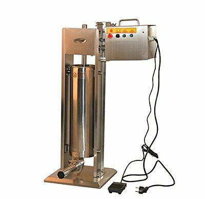 Hakka Commercial Electric Sausage Stuffer Stainless Steel Vertical Sausage Maker