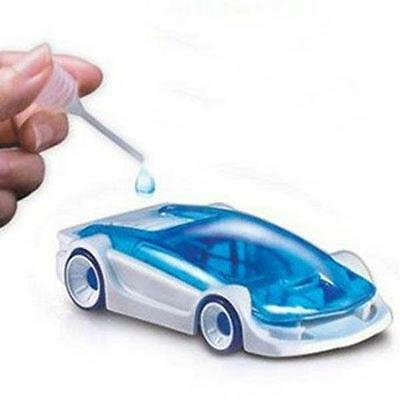 2016 Assembled DIY Toy Solt Water Car Design For Kid Children Boy Girl Xmas Gift