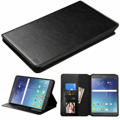 """PU Leather Slim Folio Case Stand Cover For Samsung Galaxy Tab A 8.0"""" Tablet"""