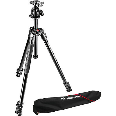 "Manfrotto 290 Xtra 67"" Professional Tripod with Ball Head & Case 67 Inch"
