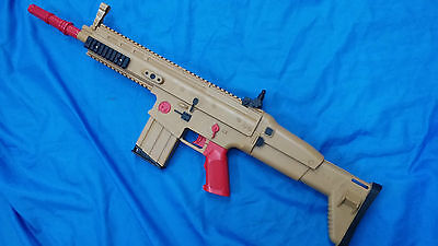 TOY Scar prop costume cosplay navy seal film production