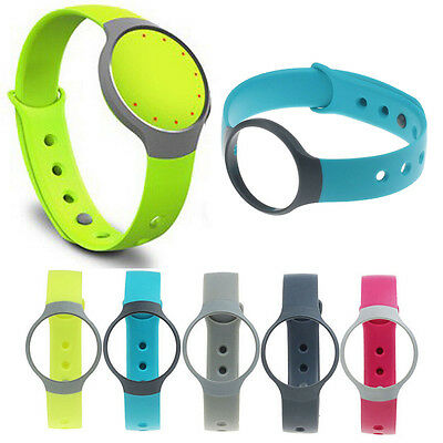 Replacement TPU Wrist Band & Clasp For misfit flash Bracelet Smart WristBand NEW