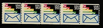 #2150 Envelopes  PNC-5  Pl #111111 - MNH