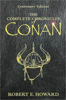 Robert E. Howard ~ Complete Conan Chronicles ~ Leather Hc Gift Edition ~ Awesome