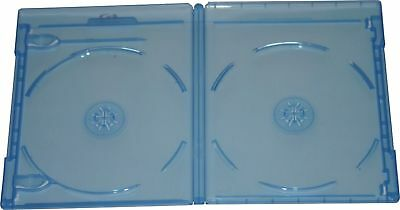 10 Pieces VIVA Elite blue-Ray cases 11 mm Double