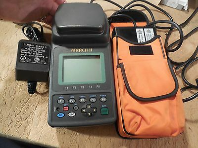 March CMT Corvallis March II E GPS GIS Data Collector w/Battery, Charger,