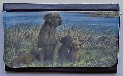 Chesapeake Bay Retriever Wallet