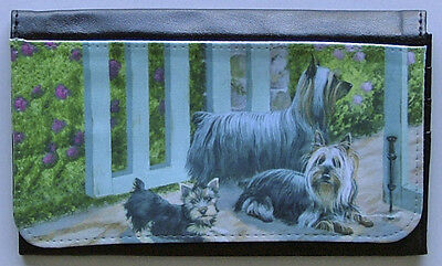Silky Terrier Wallet