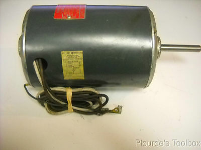 New GE General Electric 1/2HP 440-480V Single Phase AC Motor Model 5KCP38PG 252S