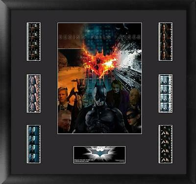 Batman The Dark Knight Trilogy Large Film Cell Mixed Montage Series 1