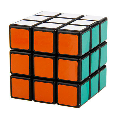 New Shengshou 3x3x3 Magic Cube The game special Square puzzle twist Speed Black