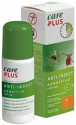 Care Plus Anti-Insect Sensitive 20% Saltidin Roll-on (60ml)
