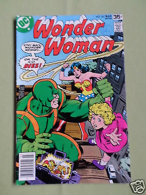 Wonder Woman - #241 -  Dc Comic - 1978  -Vg