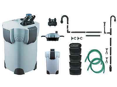 SUNSUN HW404-A Aquarium Fish Tank External Filter  - 2000 Litre + Free Media