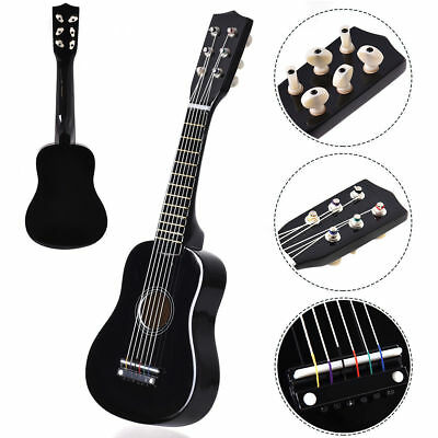 """New 21"""" Beginners Kids Acoustic Guitar 6 String with Pick For Children Kids Gift"""