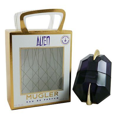 Thierry Mugler Alien 15 ml Eau de Parfum EDP Nachfüllbar Refillable Rechargeable