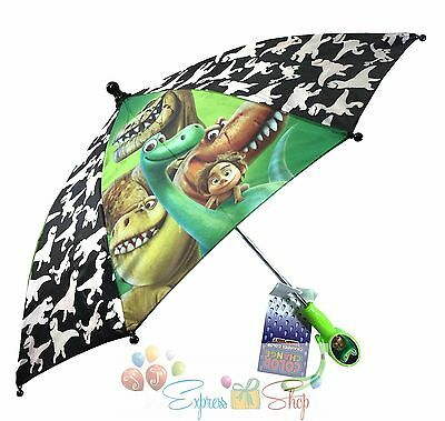 New Disney The Good Dinosaur Arlo & Spot Handle Umbrella for Kids