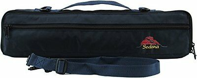 Sedona Flute and Piccolo Case Cover/Bag Set - Midnight Blue