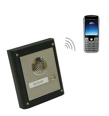 Solo Gsm Intercom For Automatic Gates
