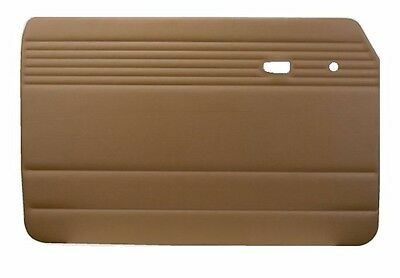 1961-1974 VW Type 3 Front Only Door Panels W/O Pockets (Choose Color)