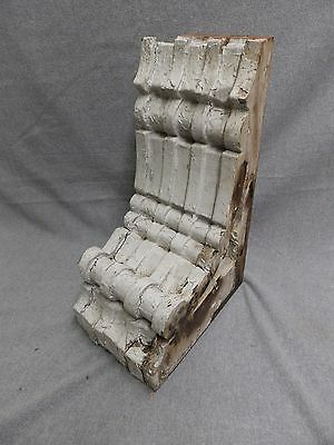 1 Antique Wood Corbel Bracket Shelf Decorative Old Victorian Architecture 18-16