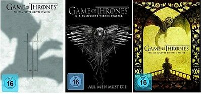 Game of Thrones Staffel 3-5 (3+4+5) DVD Set NEU OVP