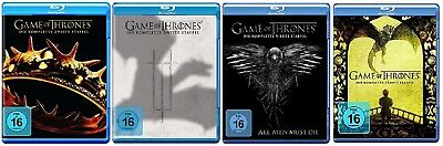 Game of Thrones Staffel 2-5 (2+3+4+5) Blu-ray Set NEU OVP