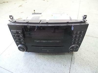 Mercedes C Class W203 Cd Radio Mf2530 Head Unit , P/n A2038705089