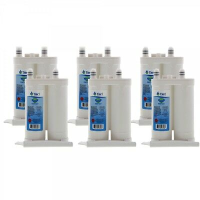 Fits Frigidaire WF2CB PureSource2 Comparable Refrigerator Water Filter 6 Pack