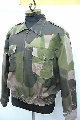 French Algeria TAP windproof camo jacket size M