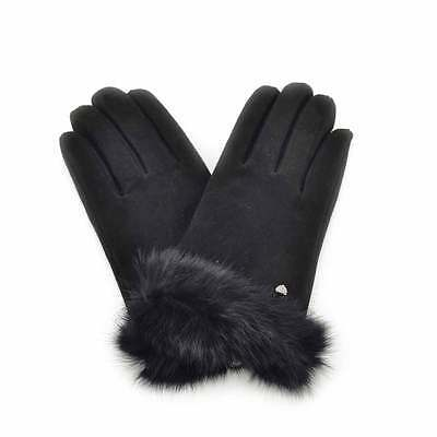 Guanti donna in pelle Twin-Set - Woman leather gloves AA5G87-NERO