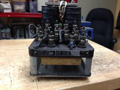 Very Rare Vintage Railroad  Union Switch  & Signal  DN-11 4 pt