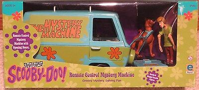 scooby doo remote control mystery machine