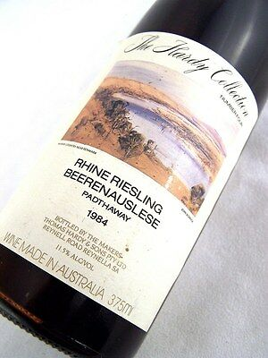 1984 Hardys Beerenauslese Rhine Riesling 375ml Isle of Wine