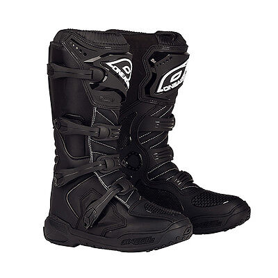 ONeal Element IV Stiefel Boots 2016 - schwarz Motocross Enduro MX