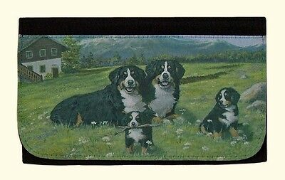 Bernese Mountain Dog wallet