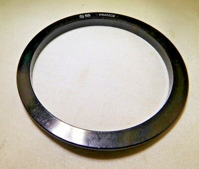 Cokin A series Chromofilter 55mm adapter ring Made in France O40645