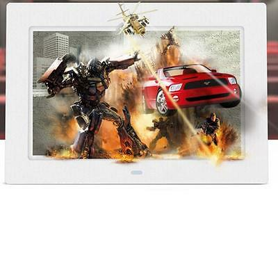 10.1 LCD HD Electronic Digital Photo Frame Picture Photography MP4 Player WHT KJ