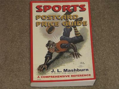 Sports Postcard Guide, 1st  Edition