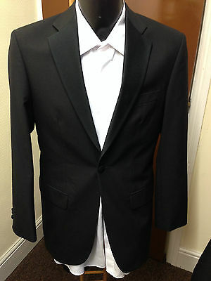 Mens Black Tuxedo Jacket, Various Sizes Available, Formal Wear Etc (001)