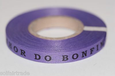 New Roll with 100 Brazilian Wish Bracelets Purple