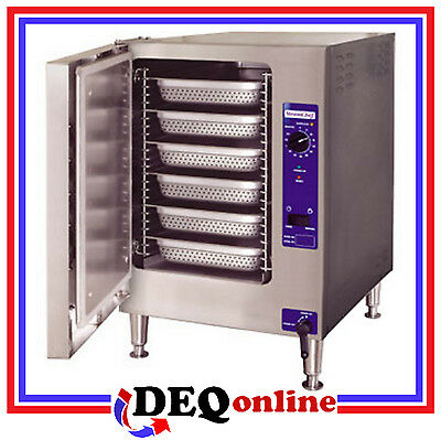 22CET6.1 Cleveland SteamChef™ 6 High Efficiency Convection Steamer
