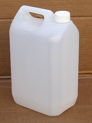 Darkroom Chemical Storage Bottles - 5L Jerry Can (Black or Opaque)