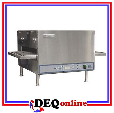 "Lincoln 2501/1353 Countertop Impinger, Digital Controls, w/ 31"" Conveyor 208V"