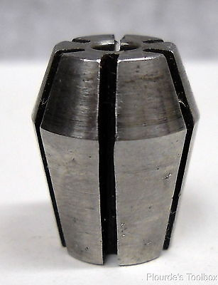 Used Double Taper Collet, Drill Size #20, DT Style WW