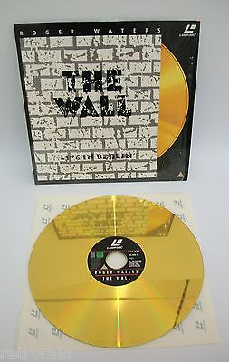 The Wall: Live In Berlin | Roger Waters | Laserdisc PAL English