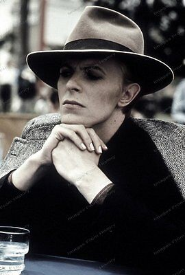 8x10 Print David Bowie The Man Who Fell to Earch 1976 #DB76