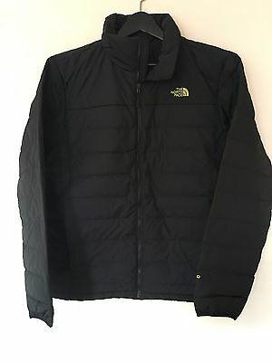 Nwt The North Face Men's Broza 550 Goose Down Jacket Black $275 Size S, L, Xl