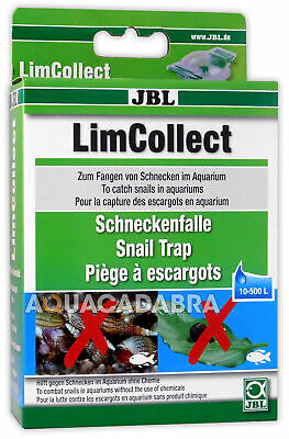 Jbl Lim Collect 2 Snail Trap Catcher Collector Pest Killer Fish Tank Aquarium