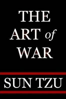 The Art of War (Paperback) by Sun Tzu - I send worldwide - Classic - great deal